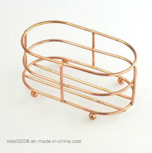 Iron Wire Basket Steel Basket for Decourate (AC-0179) pictures & photos