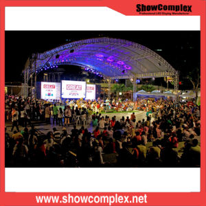 P6 Outdoor Light Weight LED Panel Display for Rental pictures & photos