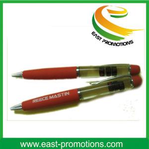 Fashionable 3D Floater Liquid Ballpoint Pen pictures & photos