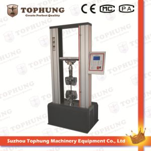 Lay Down Type Universal Material Tensile Strength Testing Machine pictures & photos