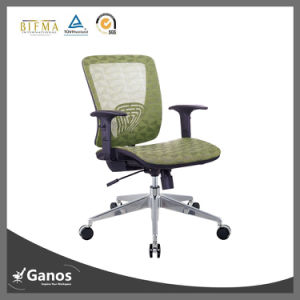 Small Nylon Mesh Swivel Office Chair for Satff Jns-301 pictures & photos