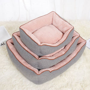 China Supplier High Quality Pet Dog Cat Beds pictures & photos