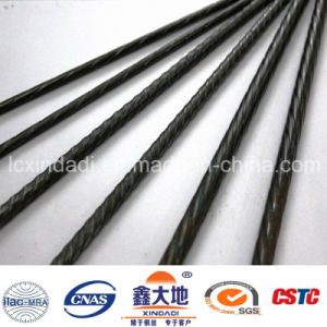 7mm 1650MPa Spiral Rib High Tensile Strength Prestressed Concrete Wire pictures & photos