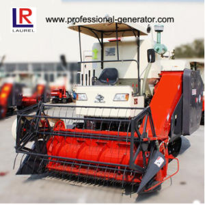 One Drum Combine Harvester for Rice and Wheat pictures & photos