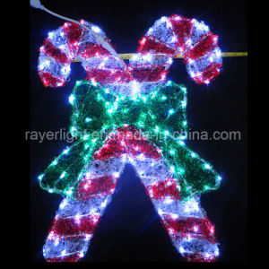 LED Candy Cane Christmas Ornament Festival Decoration Lights pictures & photos