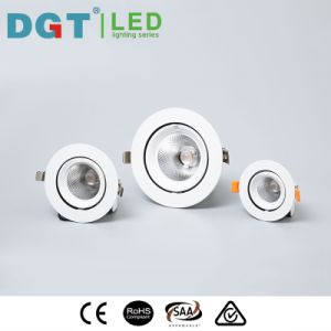 13W Embedded LED Universal Downlight pictures & photos