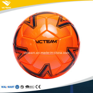 High Level Vibrant Color Thermally Bonded Football pictures & photos