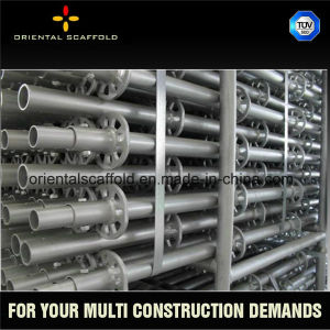 Hot DIP Galvanized Loop Lock Layher Scaffolding pictures & photos