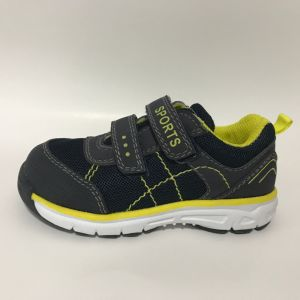 Kids Sporting Fabric Shoes Children Casual Sports Shoes pictures & photos