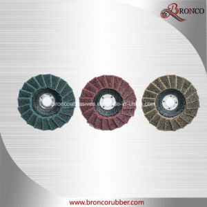 Surface Conditioning Flap Disc pictures & photos