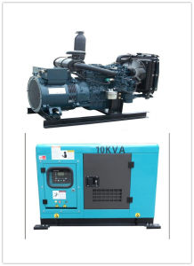 Kubota Diesel Generator Set Made in Japan pictures & photos