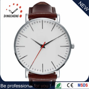 Japan Movement Watch Unisex Customizable Leather Men Wrist Watch (DC-342) pictures & photos