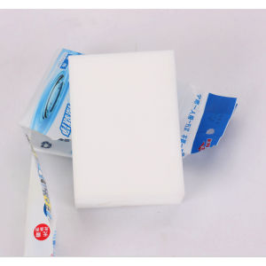 Magic Melamine Cleaner, Hot Sell Nano Melamine Sponge for Cleaning Dish with Customized pictures & photos