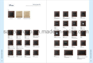 PC Wooden Wall Switch Dnd Switch pictures & photos