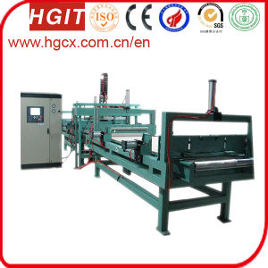 Fire-Proof Door Spray Gluing Production Line pictures & photos