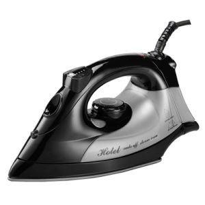 Hot Selling Electric Silver Steam Spray Iron for Hotel pictures & photos