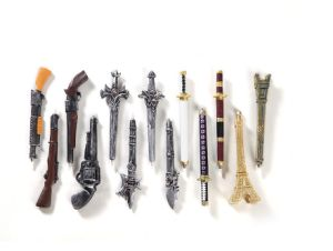 New Design Cheap Price Creative Sword Shaped Pens pictures & photos