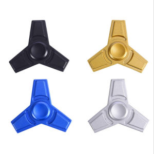 2017 Aluminum Alloy Fingertip Gyro Hand Spinner Toy pictures & photos