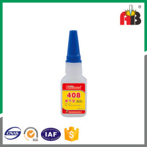 Trade Assurance Adhesive 408 Instant Adhesive pictures & photos