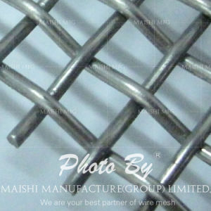Plain Weave Stainless Steel Wire Woven Mesh pictures & photos