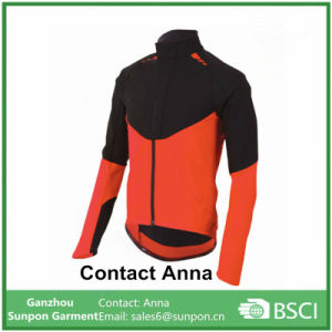 Cycling Clothes Mens Softshell Outdoor Jacket pictures & photos