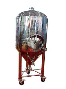 Stainless Steel Jacket Beer Fermentation Tank pictures & photos