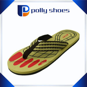 Special Design Soft EVA Massager Slipper for Men pictures & photos