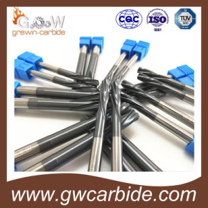 Cemented Carbide Straight Slot Reamer pictures & photos