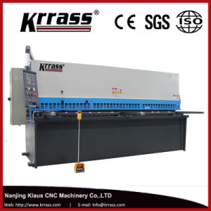 CNC Hydraulic Steel Plate Cutting Machine, CNC Metal Cutting Machine pictures & photos