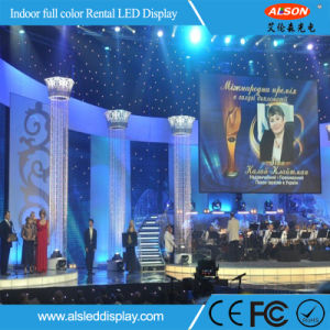 Full Color P4.81 Indoor Rental LED Display for Events pictures & photos