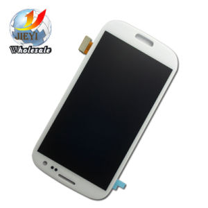 for Samsung Galaxy S3 I9300 I535 I747 T999 LCD Screen Assembly Touch Digitizer pictures & photos