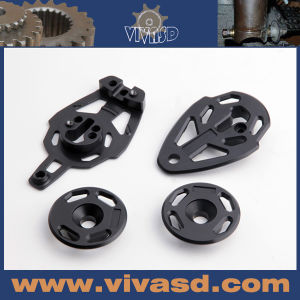 Fabricated High Quality CNC Machined Parts pictures & photos