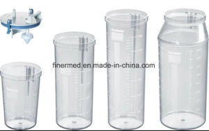 Reusable Liquid Suction Collection Bottle pictures & photos