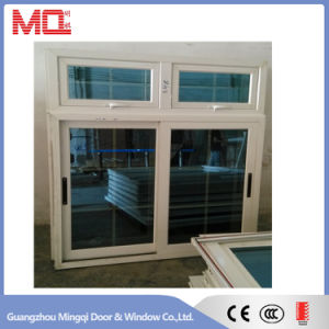 Aluminum Sliding Window with Mosquito Net Mq-2 pictures & photos