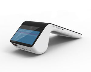 Wireless Portable Android POS Terminal PT-7003 with 2D Barcode Scanner pictures & photos