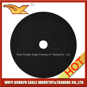 """7"""" 180*1.7*22.2mm Super Thin Cutting Disc for Metal pictures & photos"""