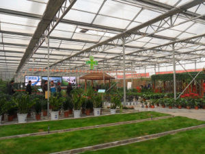 China Markrolon Polycarbonate Roofing Sheets for Green House pictures & photos