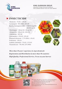 King Quenson Pesticide Agrochemical High Effective Products Insecticide List pictures & photos