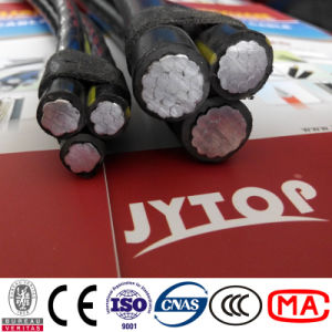 Overhead Line Conductor Aerial Twisted Aluminum ABC Cable pictures & photos