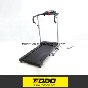 Running Machine Folds Away Folding New Motorised Electric 10km Treadmill pictures & photos