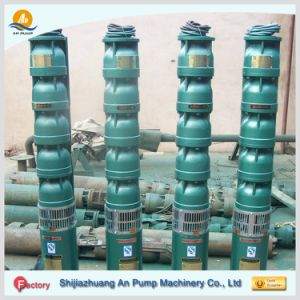 Electricl Motor High Pressure Irrigation Deep Well Water Submersible Pump pictures & photos