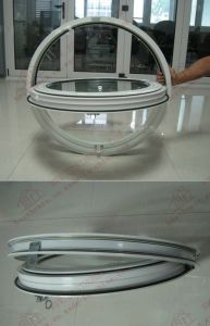 Professional Manufacturer of Circular Aluminium Windows pictures & photos