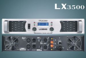 2u LCD Professional System Audio Power Amplifier (LX3500) pictures & photos