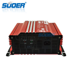 Suoer 300W 24V to 230V Grid Tie Micro Power Inverter (GTI-H300B) pictures & photos