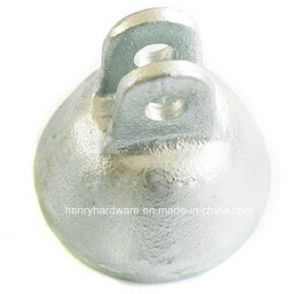 End Base of Insulator Use on Overhead Power Transmission pictures & photos