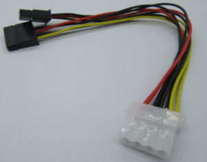 ATX 4p to SATA Power Cable pictures & photos