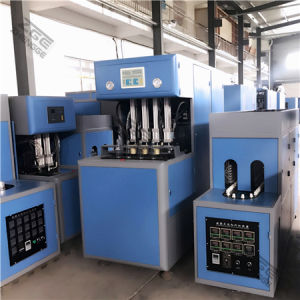 Safety Pet Plastic Mineral Water Bottle Making Blowing Machine Price pictures & photos