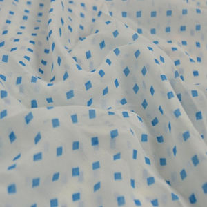 Polyester Silk Chiffon for Lady Scarf and Arab Headscarf pictures & photos