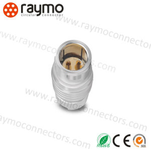 Raymo Lemoe Connector Fgg Manufacturer Push Pull Circular 4 Pin Connector Male Female pictures & photos