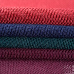 Good Elasticity and Thick Wool and Nylon Fabrics pictures & photos